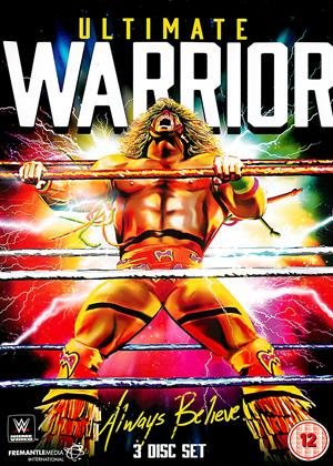 Rent WWE: Ultimate Warrior: Always Believe Online DVD Rental