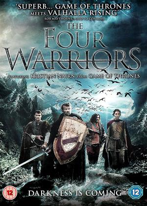 Rent The Four Warriors Online DVD Rental