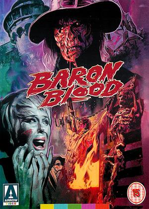 Baron Blood Online DVD Rental