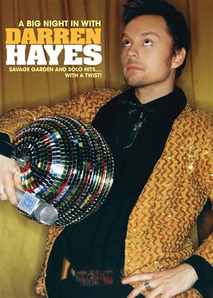 Rent Darren Hayes: A Big Night in With Darren Hayes Online DVD Rental