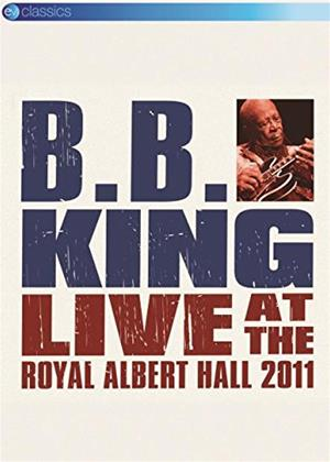 B.B. King: Live at the Royal Albert Hall 2011 Online DVD Rental