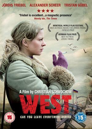 West Online DVD Rental