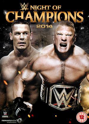 WWE: Night of Champions Online DVD Rental