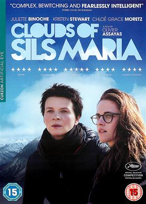 Clouds of Sils Maria Online DVD Rental