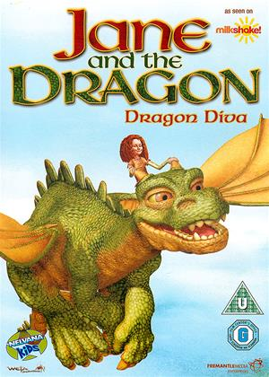 Jane and the Dragon: Dragon Diva Online DVD Rental
