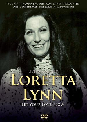 Rent Loretta Lynn: Let Your Love Flow Online DVD Rental
