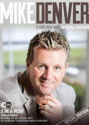 Rent Mike Denver: 3 in a Row Online DVD Rental