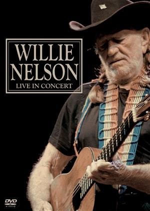Rent Willie Nelson: Live in Concert Online DVD Rental