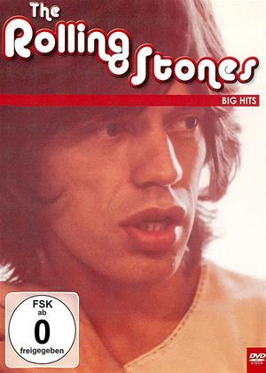 The Rolling Stones: Music Milestones: Big Hits Online DVD Rental