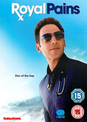 Royal Pains: Series 4 Online DVD Rental
