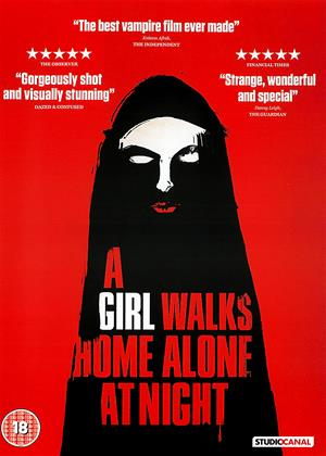 Rent A Girl Walks Home Alone at Night Online DVD Rental