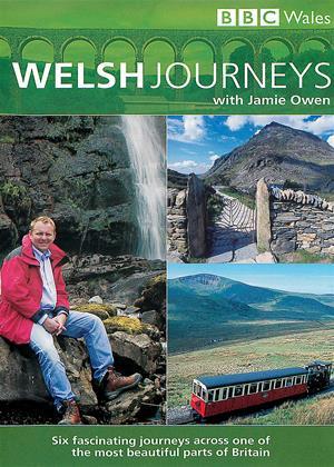 Welsh Journeys with Jamie Owen Online DVD Rental