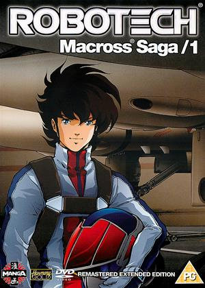 Robotech: Macross Saga: Vol.1 Online DVD Rental