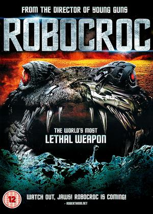 Rent Robocroc Online DVD Rental
