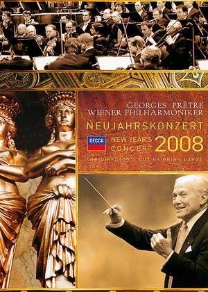 Rent New Year's Concert 2008 Online DVD Rental