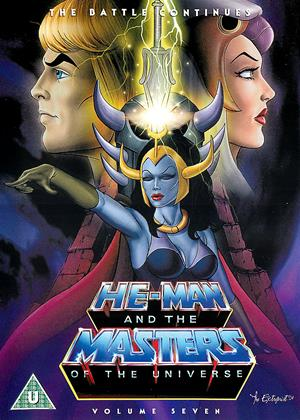 He-Man and the Masters of the Universe: Vol.7 Online DVD Rental