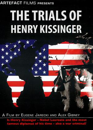 The Trials of Henry Kissinger Online DVD Rental