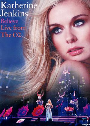 Rent Katherine Jenkins: Believe: Live from the O2 Online DVD Rental