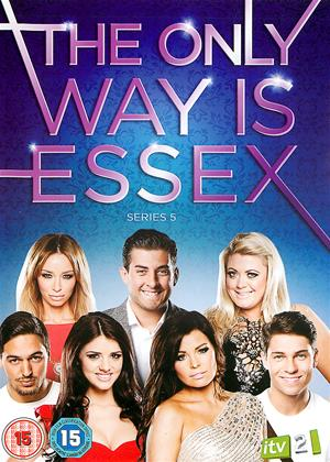 Rent The Only Way Is Essex: Series 5 Online DVD Rental
