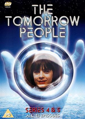 The Tomorrow People: Series 4 and 5 Online DVD Rental