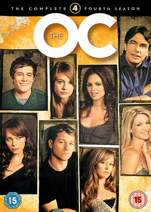 Rent The O.C. (Orange County): Series 4 Online DVD Rental