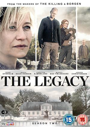 The Legacy: Series 2 Online DVD Rental