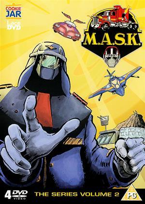 M.A.S.K.: The Series: Vol.2 Online DVD Rental