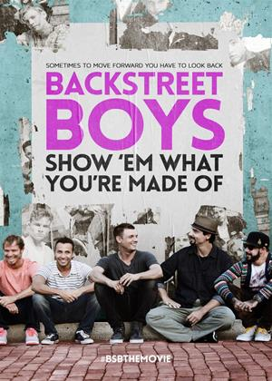 Backstreet Boys: Show 'Em What You're Made Of Online DVD Rental