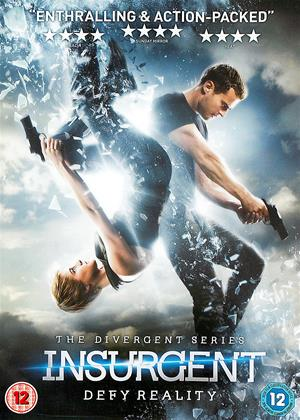 Insurgent Online DVD Rental