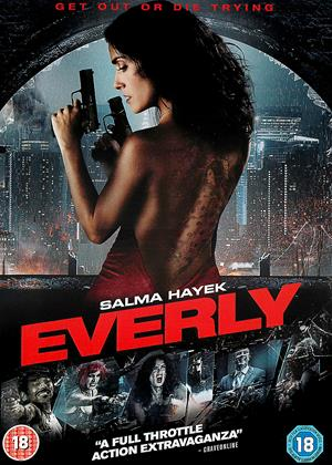 Everly Online DVD Rental