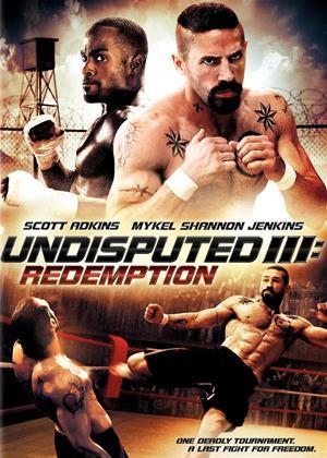 Undisputed 3: Redemption Online DVD Rental