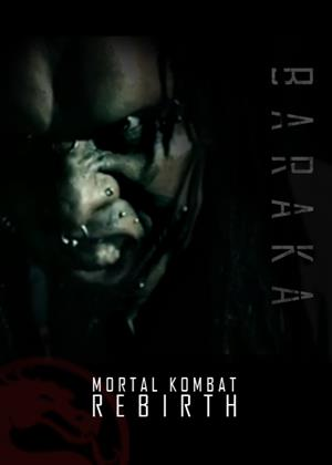 Rent Mortal Kombat: Rebirth Online DVD Rental
