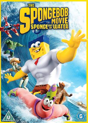 Rent The SpongeBob Movie: Sponge Out of Water Online DVD Rental