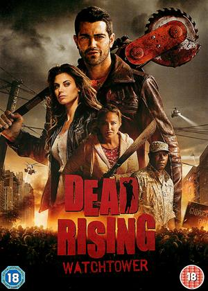 Dead Rising: Watchtower Online DVD Rental