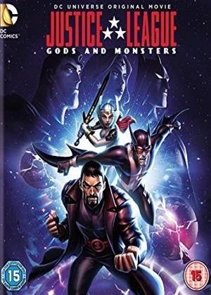 Justice League: Gods and Monsters Online DVD Rental