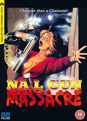 Nail Gun Massacre Online DVD Rental