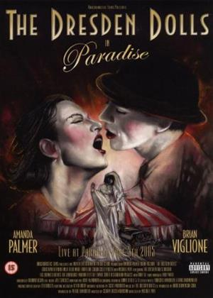 The Dresden Dolls: Paradise Online DVD Rental