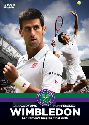 Wimbledon: 2015 Men's Final Online DVD Rental