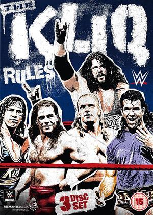 WWE: The Kliq Rules Online DVD Rental