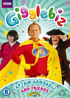 Gigglebiz: Captain Adorable and Friends Online DVD Rental