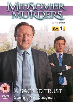 Midsomer Murders: Series 14: A Sacred Trust Online DVD Rental