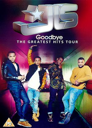 Rent JLS: Goodbye: The Greatest Hits Tour Online DVD Rental