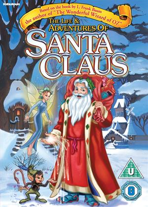 Rent The Life and Adventures of Santa Claus Online DVD Rental
