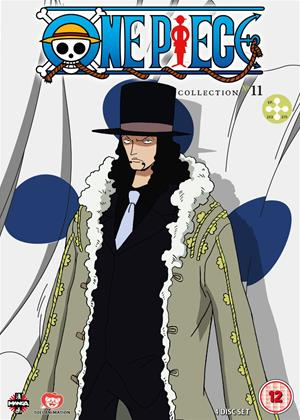One Piece: Series 11 Online DVD Rental