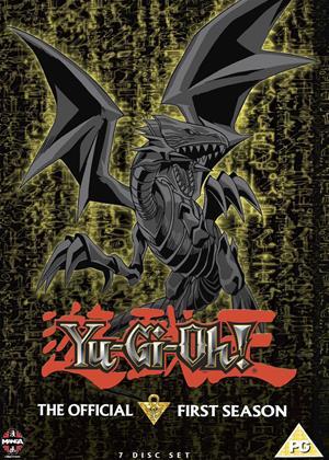 Yu Gi Oh: Series 1 Online DVD Rental