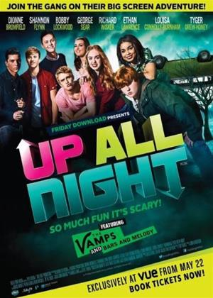 Rent Up All Night Online DVD Rental