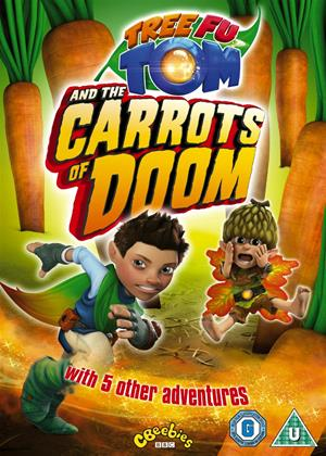 Tree Fu Tom: And the Carrots of Doom Online DVD Rental