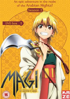 Rent Magi: The Kingdom of Magic: Series 2: Part 1 Online DVD Rental