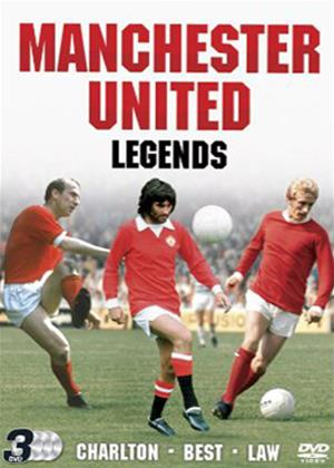 Rent Manchester United Legends: Best, Charlton and Law Online DVD Rental