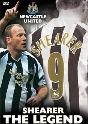 Football Legends: Alan Shearer Online DVD Rental